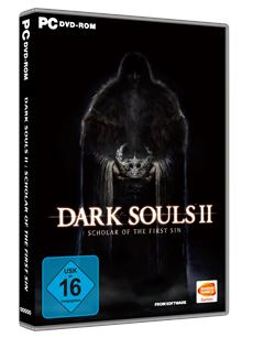 &quot;DARK SOULS<sup>&trade;</sup> II: Scholar of the First Sin&quot; ab sofort f&uuml;r PS<sup>&reg;</sup>4, XBOX One, PS<sup>&reg;</sup>3, XBOX 360 und PC erh&auml;ltlich