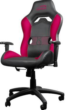 Addon zur Pink Edition - Speedlink stellt den neuen LOOTER Gaming Chair in der Farbe black/pink vor