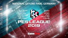 Alle Informationen zum morgigen Finale der PES League - Powered by GameStop in Stuttgart