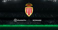 AS Monaco tritt der eSport-Liga eFootball.Pro bei