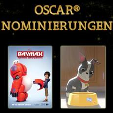 Baymax - riesiges Robowabohu: And the nominees are ...
