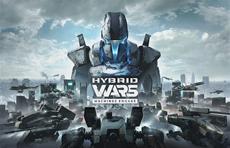 Bemannt die Maschinen - Hybrid Wars veröffentlicht