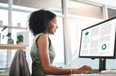 BenQ BL2483TM: Business-Monitor mit hohem ergonomischem Komfort