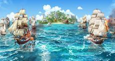 Bereit machen zum Entern, Landratten! Gameforge veröffentlicht das Piraten-Strategie-MMO 'Ultimate Pirates' weltweit