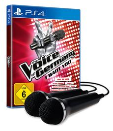 Bigben Interactive veröffentlicht The Voice of Germany - I want you