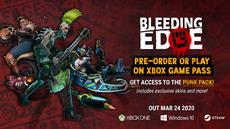 Bleeding Edge ist ab sofort verfügbar