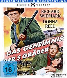 BD/DVD-VÖ | Das Geheimnis der fünf Gräber
