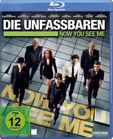 BD/DVD-VÖ | DIE UNFASSBAREN - NOW YOU SEE ME