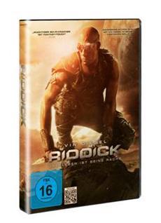 BD/DVD-VÖ | VIN DIESEL ist zurück, in seiner Paraderolle als Riddick!