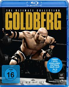 Review (Blu-Ray): WWE - Goldberg: The Ultimate Collection