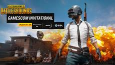 Bluehole und ESL kündigen Gamescom PLAYERUNKNOWN'S BATTLEGROUNDS Invitational an