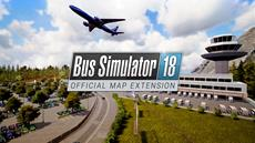 Bus Simulator 18: Offizielle Kartenerweiterung ab heute verfügbar!