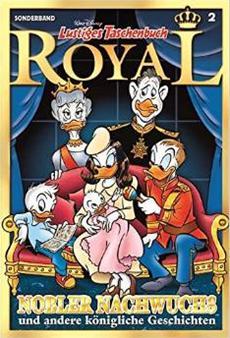 Das LTB Royal präsentiert den zweiten noblen Nachwuchs… und andere königliche Geschichten.