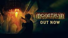 Das Survival-Horror-Spiel Monstrum ist jetzt für Konsolen verfügbar