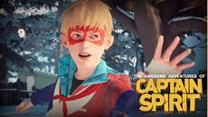Die fantastischen Abenteuer von Captain Spirit: Ab sofort kostenlos erhältlich