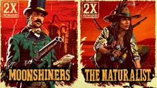 Diese Woche in Red Dead Online: Boni für Schwarzbrenner und Naturkundler, 2x-Belohnungen in Showdowns & Rennen, Rabatte und mehr