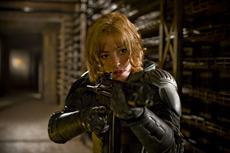 Dredds neue Rekrutin Cassandra Anderson (Olivia Thirlby)