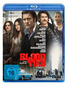 DVD/BD-VÖ | BLOOD TIES: Die dunkle Epoche New Yorks