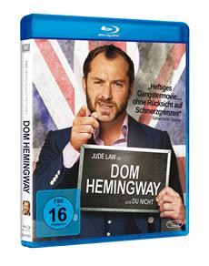 DVD/BD-VÖ | Dom Hemingway: Gaunerkomödie der britischen Art
