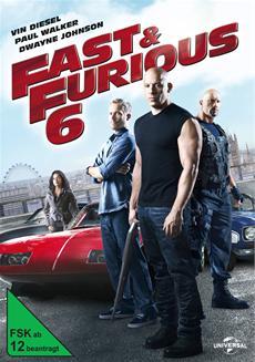 BD/DVD-VÖ | Fast & Furious 6