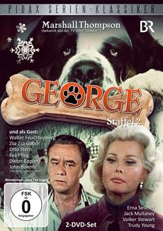 DVD-VÖ | George, Staffel 2