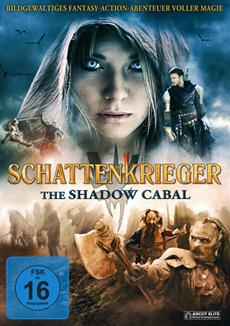 BD/DVD-VÖ | SCHATTENKRIEGER - The Shadow Cabal