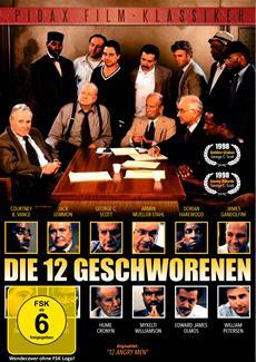 """DVD-Veröffentlichung der preisgekrönten Neuverfilmung des Klassikers """"Die 12 Geschworenen"""" am 15.05.2015"""