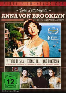 """DVD-Veröffentlichung des Klassikers """"Anna von Brooklyn"""" am 16.08.2013"""