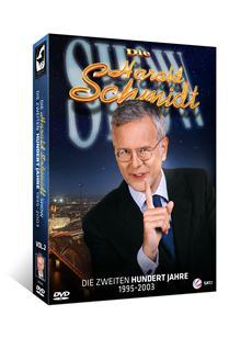 DVD-VÖ | Die Harald Schmidt Show - Die zweiten 100 Jahre (1995-2003)