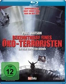DVD-VÖ | PAUL WATSON - BEKENNTNISSE EINES ÖKO-TERRORISTEN