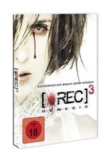 DVD-VÖ | [•REC]³: GENESIS - Ab 12. Oktober 2012 als DVD, Blu-ray und Video on Demand erhältlich!