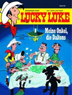 Familienzuwachs im Hause Dalton und andere Scherereien - Der neue Lucky Luke Band 93