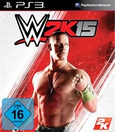 Feel It: WWE<sup>&reg;</sup> 2K15 jetzt erh&auml;ltlich f&uuml;r PlayStation<sup>&reg;</sup>3 und Xbox 360
