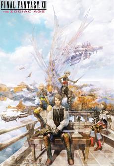 Final Fantasy XII THE ZODIAC AGE - über eine Million Exemplare ausgeliefert