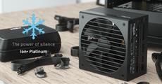 Fractal Design präsentiert das Ion+ Platinum - The power of silence.