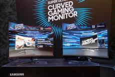 gamescom 2018: Samsung zeigt neuen Curved Gaming Monitor CJG50 auf Spielemesse in Köln