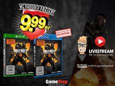 GameStop-Aktionen zum Release von Call of Duty: Black Ops 4