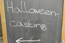 Geister-Casting zur Halloween-Nights in der ThomashüttePlus