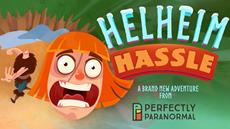 Helheim Hassle is out now on PS4!