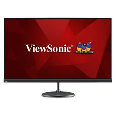 Home-Office und Home-Entertainment in Kombination - ViewSonic präsentiert elegante Monitore der VX85-Serie