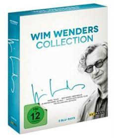Hommage und Goldener Ehrenbär für WIM WENDERS auf der 65. Berlinale: ARTHAUS würdigt den Filmemacher mit hochkarätigen Editionen