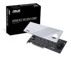 HYPER M.2 X16 Gen 4 Card ab sofort verfügbar
