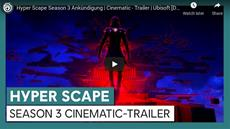 HYPER SCAPE: SEASON 3: SHADOW RISING erscheint am 11. März mit überarbeiteter Karte