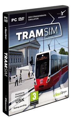 Im Straßenbahn-Cockpit durch die Donaumetropole: TramSim ist ab heute erhältlich