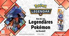 Jetzt bei GameStop kostenlose Codes für die Pokémon Kyogre und Groudon sichern!