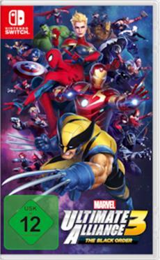 Jetzt für Nintendo Switch: Marvel Ultimate Alliance 3: The Black Order