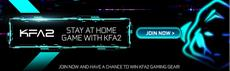 KFA2 organisiert neues Gewinnspiel zur Corona-Krise