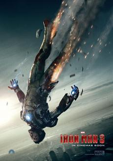 Review (Kino): Iron Man 3