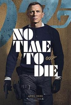 Der offizielle Titelsong zu NO TIME TO DIE ist endlich da!!!