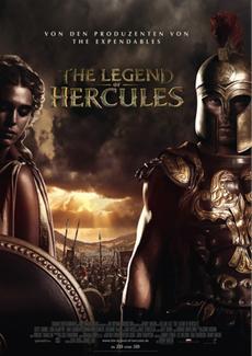 Sexy Halbgott! The Legend of Hercules!